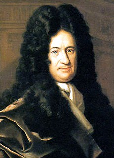 an introduction to the life of gottfried wilhelm von leibniz Leibniz, gottfried (1646-1716) german philosopher, physicist, and mathematician whose mechanical studies included forces and weights he believed in a deterministic universe which followed a pre-established harmony.