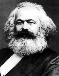 an analysis of communist ideologies in the communist manifesto by karl marx and friedrich engel The manifesto breaks down into a preface, a cool little beginning, and four sections in the helpful little preface, marx's co-author friedrich engels lists all the translations and.