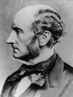 a biography of john stuart mill and the development of the utilitarinism This page contains a detailed summary of john stuart mill's book utilitarianism, which originally appeared as an article in fraser's magazine in 1861.